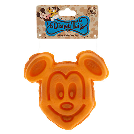 Mickey Mouse Waffle Pet Chew Toy