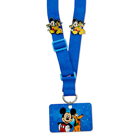 Mickey Mouse ''My First'' Pin Trading Starter Set