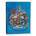 Sorcerer Mickey Mouse and Friends Photo Album - Walt Disney World 2016 - Large