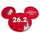 Mickey Mouse runDisney 2016 Magnet - 26.2