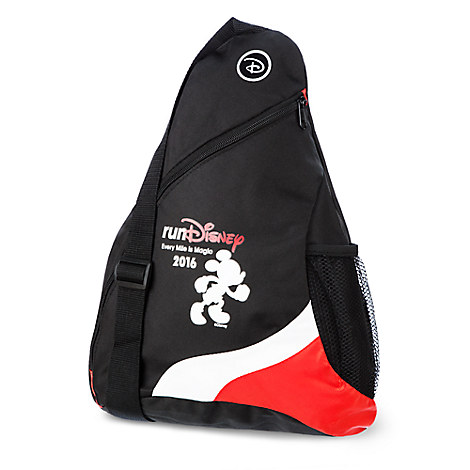 Mickey Mouse Sling Backpack - runDisney 2016