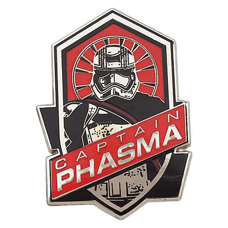 Captain Phasma Pin - Star Wars: The Force Awakens