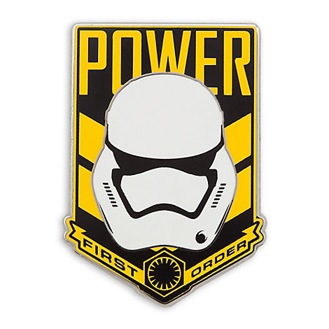 Stormtrooper Pin - Star Wars: The Force Awakens