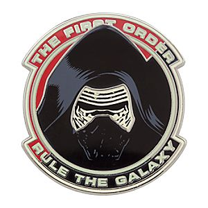 Kylo Ren Pin - Star Wars: The Force Awakens 7511055890115P