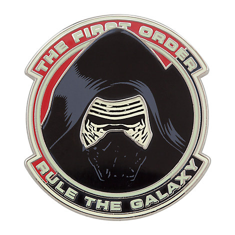 Kylo Ren Pin - Star Wars: The Force Awakens