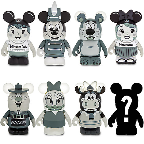 Vinylmation The Mickey Mouse Club Series Figure - 3'' - Limited Release