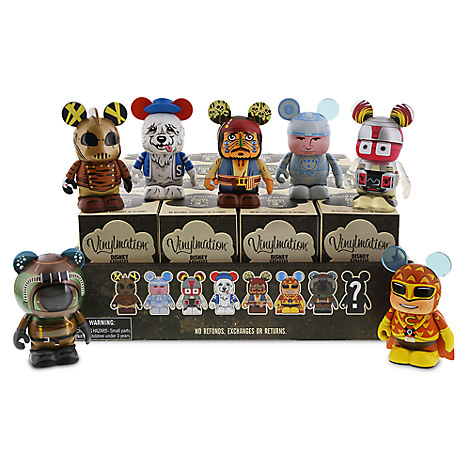 Vinylmation Movieland Series 1 Tray - Limited Release