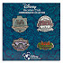 Disney Vacation Club Pin Trading Booster Set - Walt Disney World