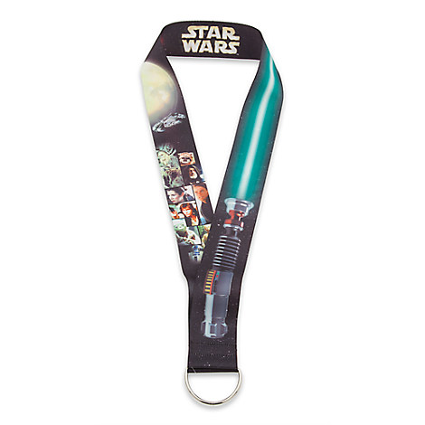 Star Wars Reversible Lanyard