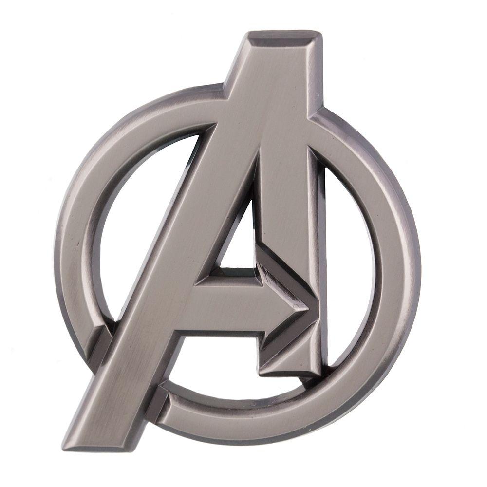 Marvel's Avengers Logo Pin