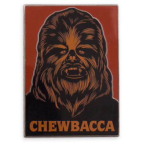 Chewbacca Pin - Star Wars