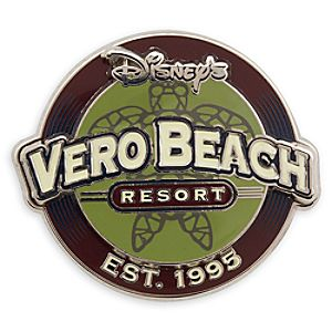 Disney's Vero Beach Resort Pin - Disney