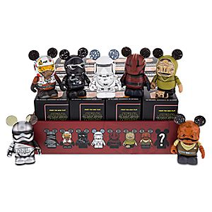 Vinylmation Star Wars: The Force Awakens Series 2 Tray 7511055890222P