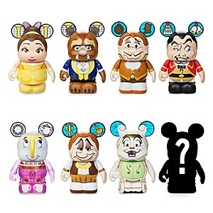 Vinylmation Beauty and the Beast Series 2 Figure - 3''