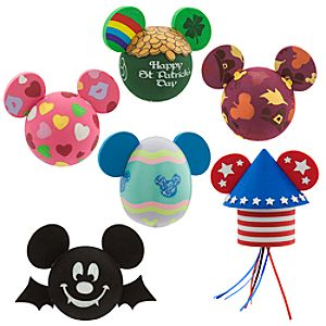 Mickey Mouse Antenna Topper Set All Holidays Disney Store
