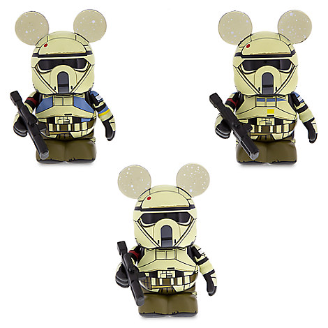 Vinylmation Rogue One: a Star Wars Story 3'' Eachez Figure - Shoretrooper - Limited Release