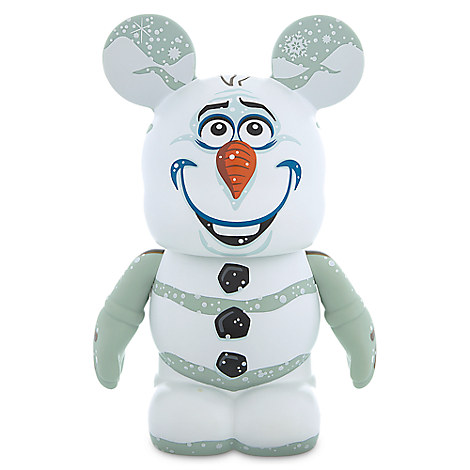 olaf vinylmation figure frozen 9 39 39 disney store. Black Bedroom Furniture Sets. Home Design Ideas