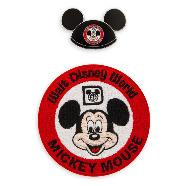 The Mickey Mouse Club Pin and Patch Set – Walt Disney World