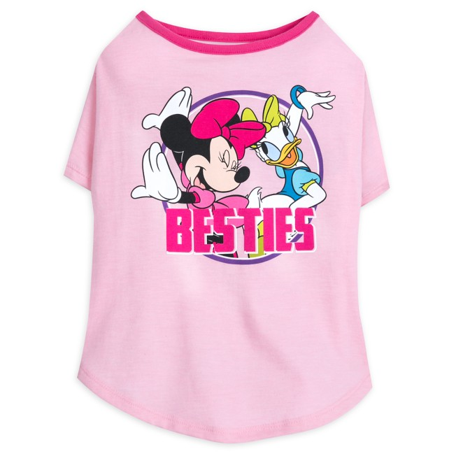 Minnie Mouse and Daisy Duck T-Shirt for Dogs