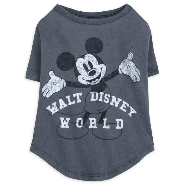 Mickey Mouse T-Shirt for Dogs – Walt Disney World