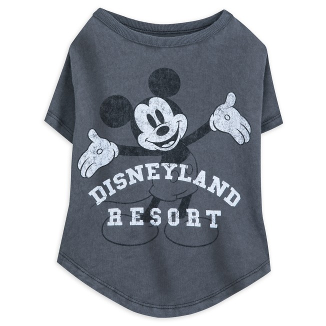 Mickey Mouse T-Shirt for Dogs – Disneyland