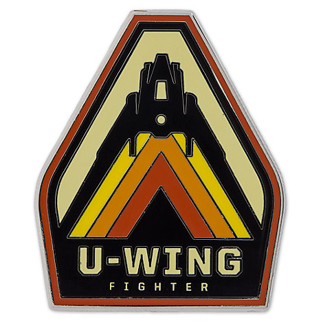 U-Wing Pin - Rogue One: A Star Wars Story