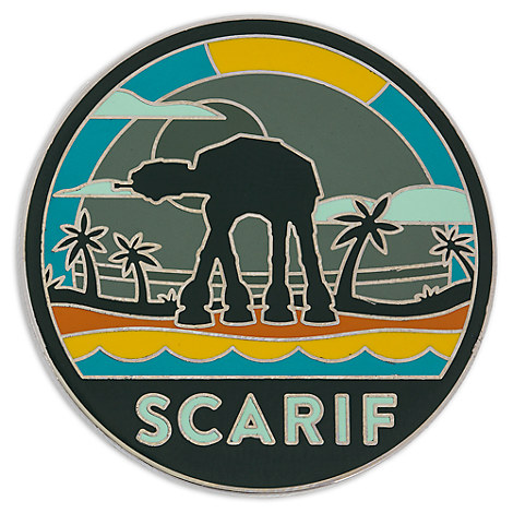 Scarif Pin - Rogue One: A Star Wars Story