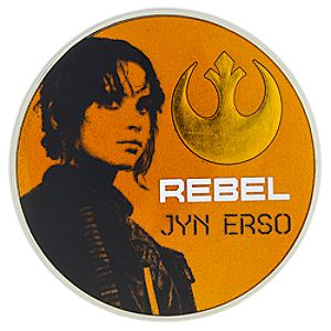 Sergeant Jyn Erso Pin - Rogue One: A Star Wars Story 7511057370005P