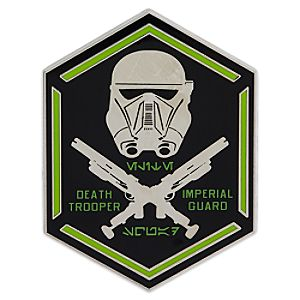 Death Trooper Pin - Rogue One: A Star Wars Story 7511057370007P