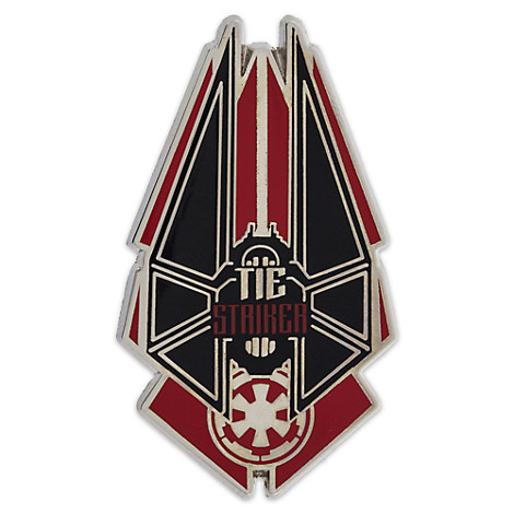 TIE Striker Pin - Rogue One: A Star Wars Story
