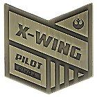 X-Wing Pilot Pin - Star Wars