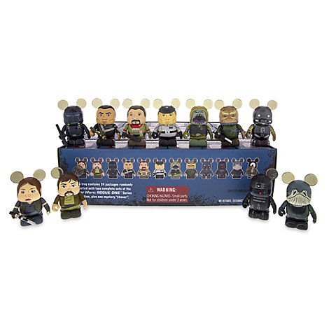 Vinylmation Rogue One: A Star Wars Story Series Tray