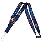 Sorcerer Mickey Mouse Lanyard - Disney Parks 2017