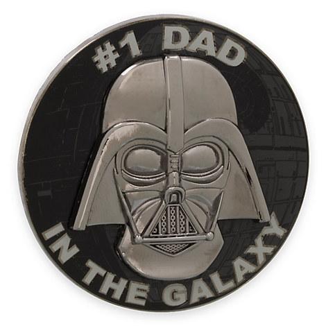 Darth Vader ''#1 Dad'' Limited Edition Pin