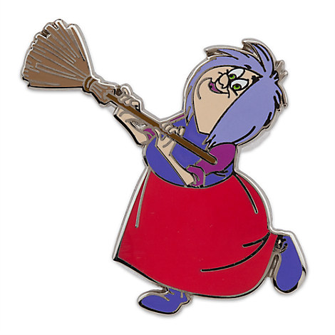 Mad Madam Mim Pin - The Sword in the Stone