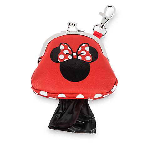 Minnie Mouse Pet Waste Bag and Dispenser Set