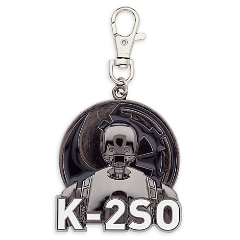 K-2SO Pin Trading Lanyard Medal - Rogue One: A Star Wars Story