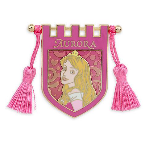 Aurora Banner Pin