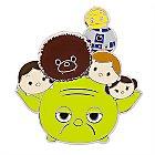 Star Wars Heroes ''Tsum Tsum'' Pin