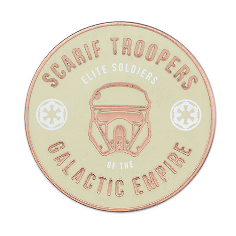 Scarif Shoretrooper Pin - Star Wars
