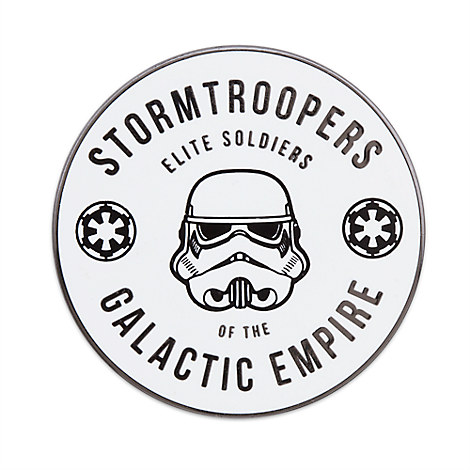 Stormtrooper Pin - Star Wars