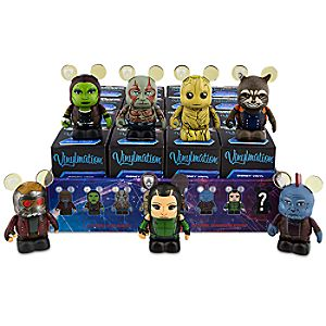 Vinylmation Guardians of the Galaxy Vol. 2 Series 3'' Figure Tray - Limited Release