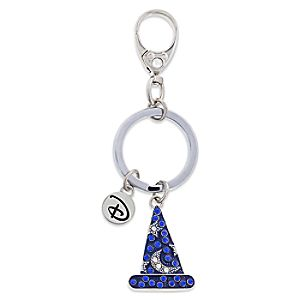 Sorcerer Hat Keychain by Disney Boutique