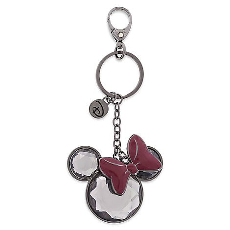 Minnie Mouse Icon Keychain by Disney Boutique