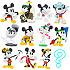 Vinylmation Mickey Mouse Cartoon Series 3'' Figure