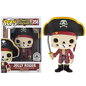 Jolly Roger Pop! Vinyl Figure by Funko - Pirates of the Caribbean 7511057370267P