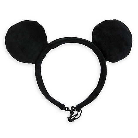Mickey Mouse Ear Headband for Dogs