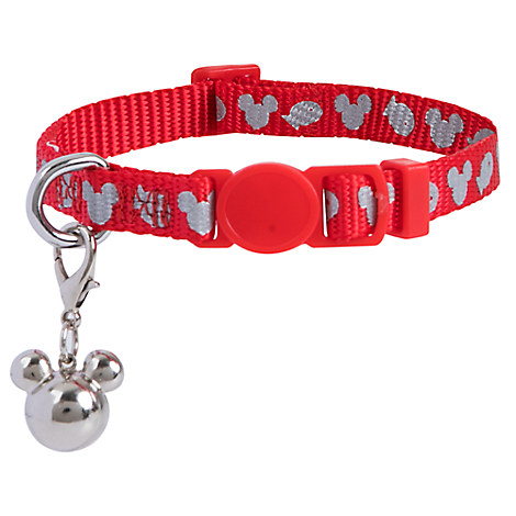 Mickey Mouse Reflective Collar for Cats