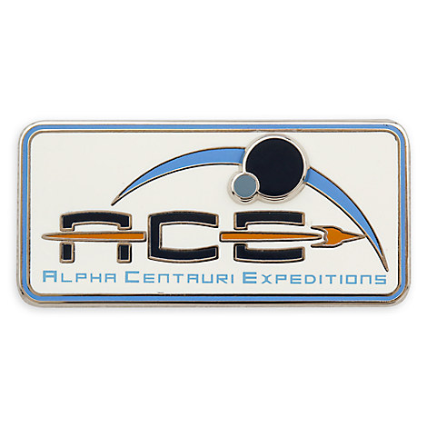Alpha Centauri Expeditions Logo Pin - Pandora - The World of Avatar - Avatar