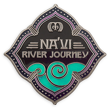 Na'vi River Journey Pin - Pandora - The World of Avatar - Avatar